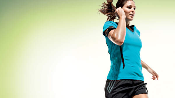 Adidas MiCoach instore activation, Fashion and fitness retail point of sale and advertising