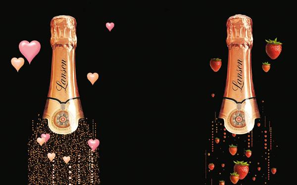 Lanson — Celebrate With Bubbles