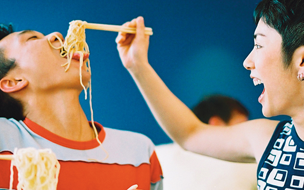 Wagamama — Positive Eating + Positive Living