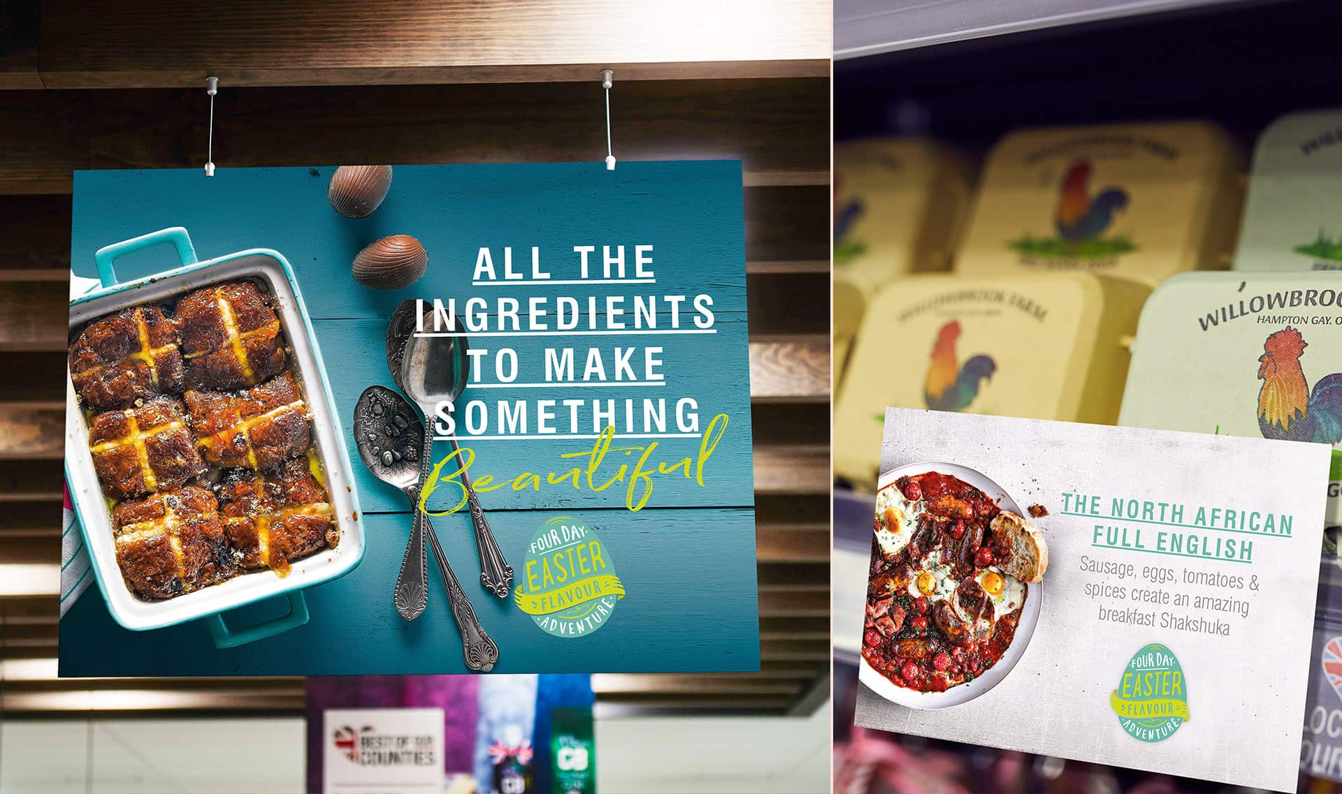 - food marketing, shopper marketing, FMCG marketing  Dinosaur-midcounties-POS-customer-journey-instore Food and retail advertising
