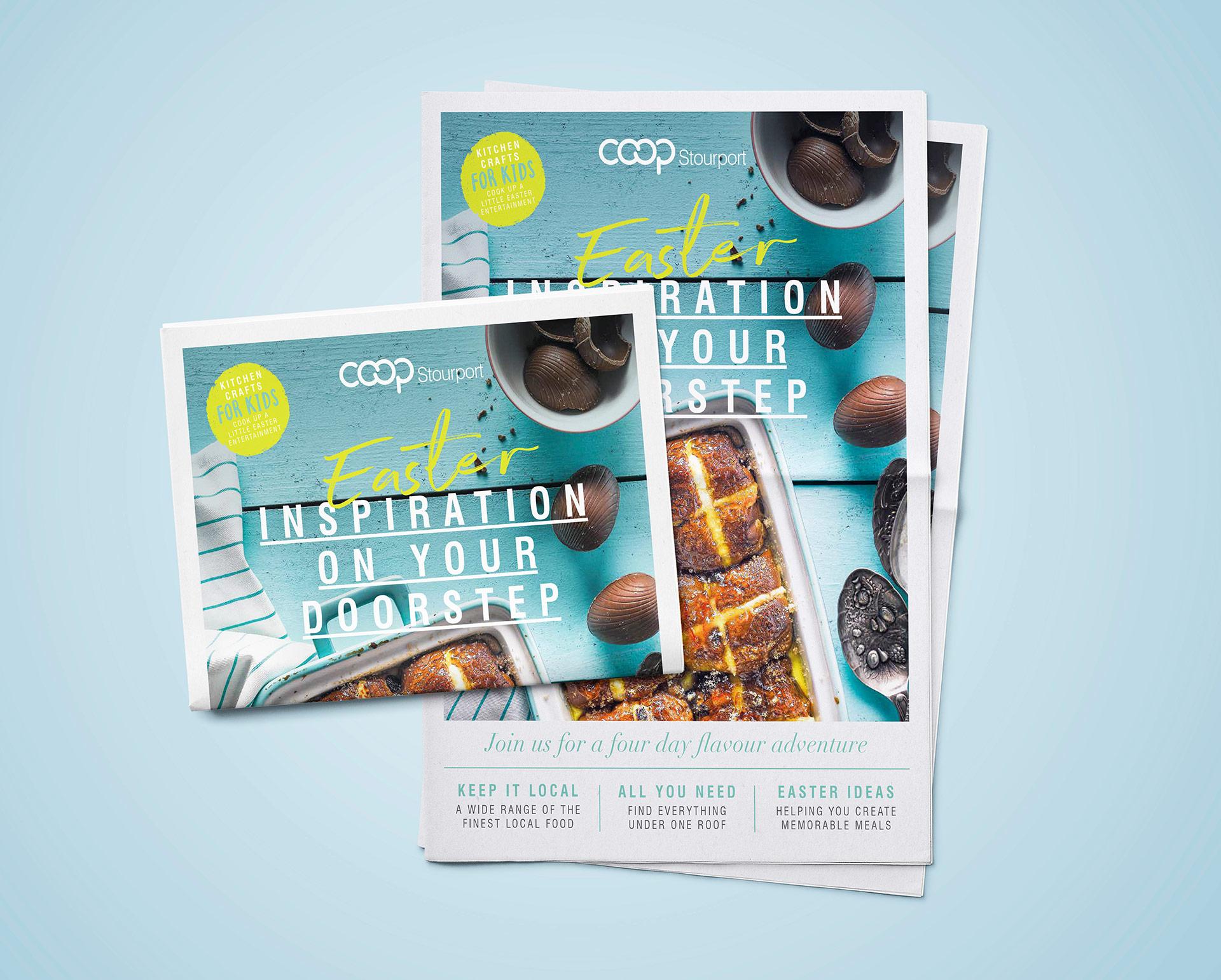 - food marketing, shopper marketing, FMCG marketing Premium goods marketing for Food and retail advertising