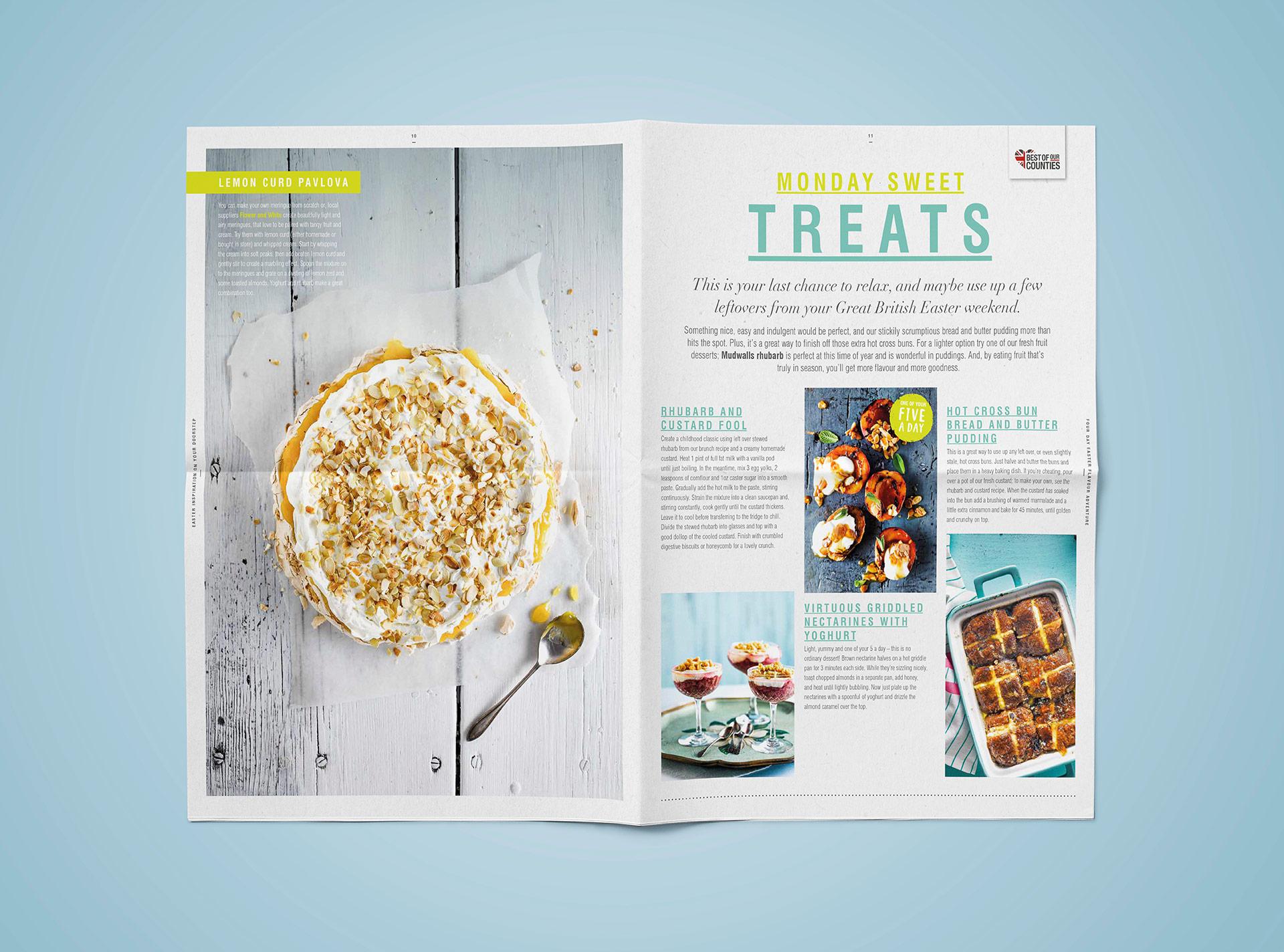 - food marketing, shopper marketing, FMCG marketing  Food and retail advertising for customer marketing and shopper marketing