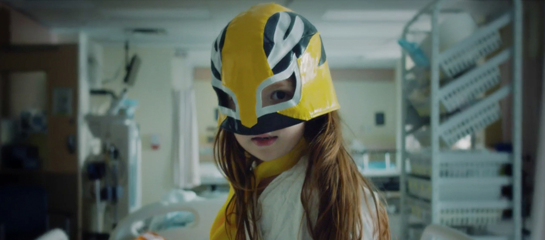 Sick kids foundation Undeniable brand film luchador