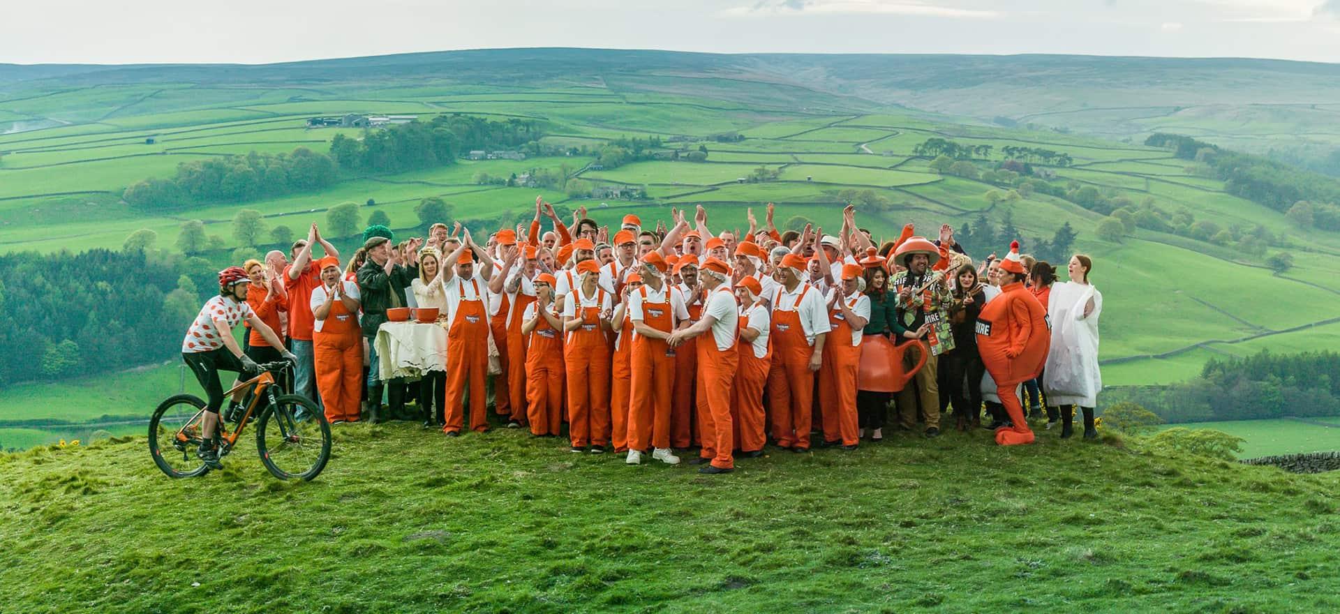 Yorkshire-tea-marketing-brand- FMCG advertising, retail advertising, Food and drink advertising, shopper advertising
