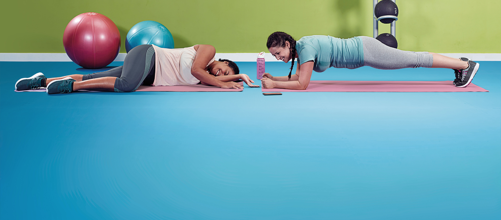 Brand Communications for The Gym Group