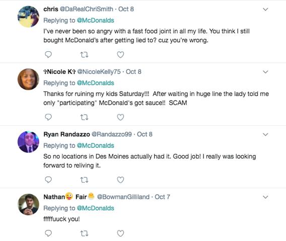 McDonalds face social media backlash over Rick and Morty marketing stunt