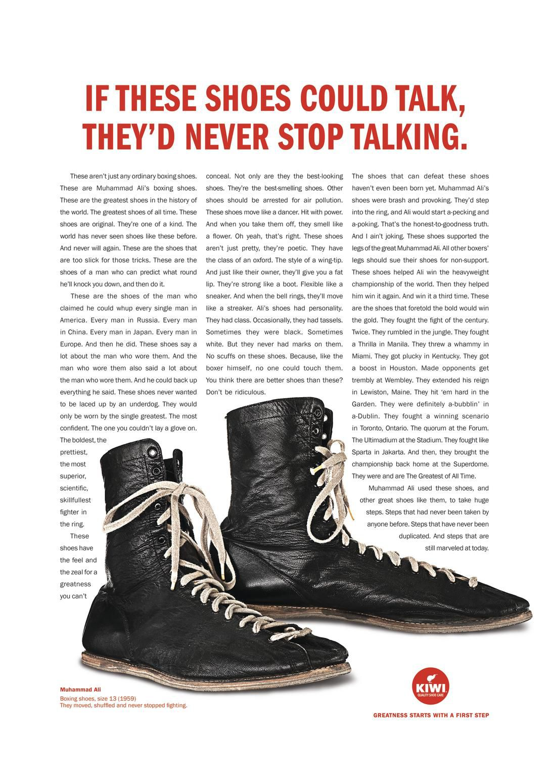 Copywriting and shoes - Retail marketing, Shopper Marketing , Retail Trends