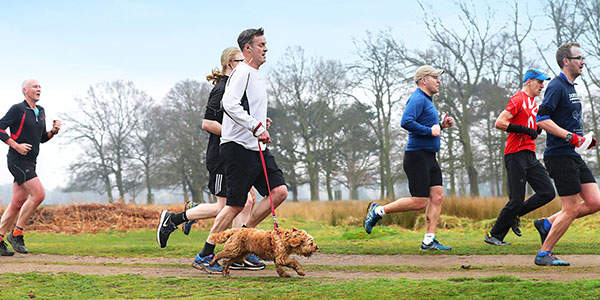 health and fitness marketing for Co-op and park run, sports and retail advertising