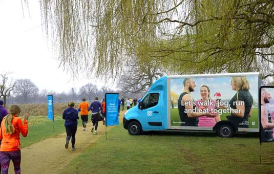 Retail and marketing for Co-op Food and Park run